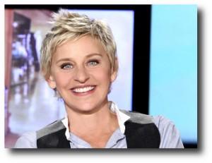 10. Ellen DeGeneres