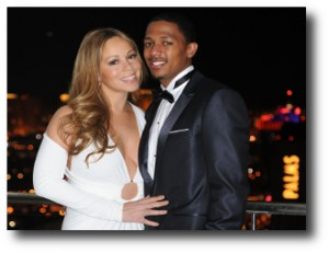 2. Mariah Carey y Nick Cannon
