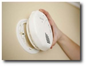 3. Instalar detectores de humo