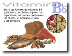4. Vitamina B6