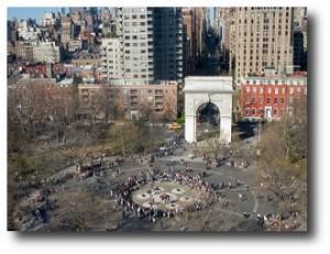 4. Washington Square Arch