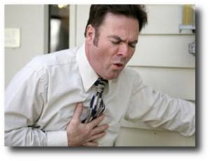 5. Dificultad para respirar