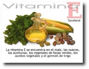 5. Vitamina E