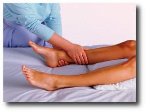 6. Dolor de piernas