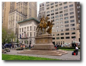 6. Monumento a William Tecumseh Sherman