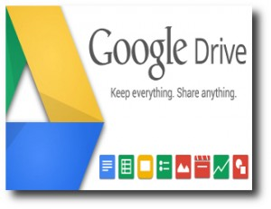 7. Google Drive