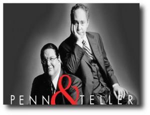 7. Penn & Teller
