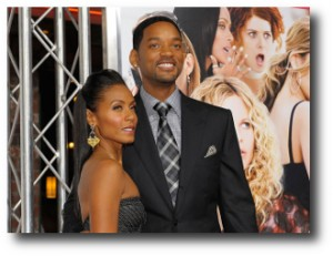 7. Will y Jada Pinkett Smith