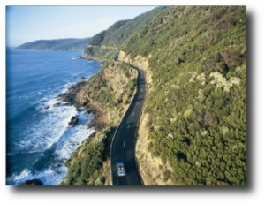 8. Carretera Great Ocean Road
