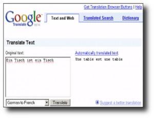 8. Google Traslate