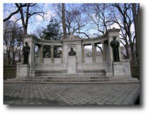 8. Richard Morris Hunt Memorial