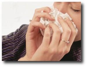 8. Sintomas similares a la gripe