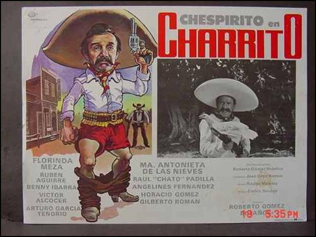 charrito chespirito