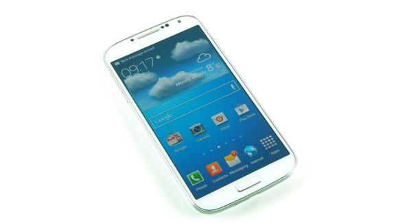 Los 10 mejores smartphones del 2013