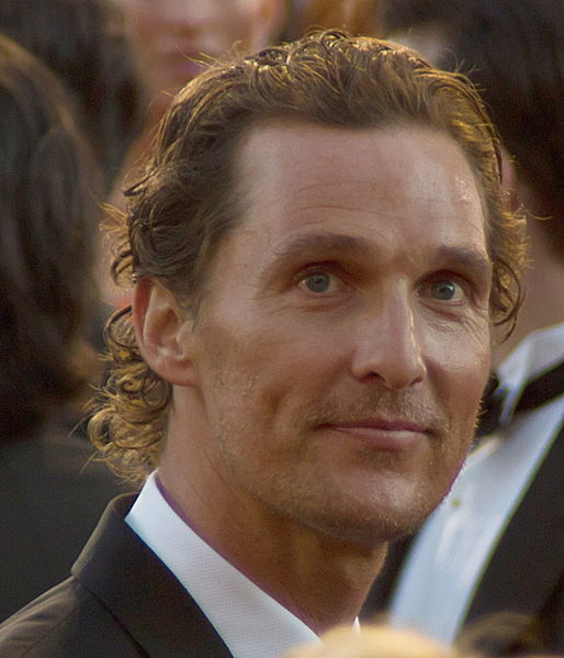 Las 10 mejores películas de Matthew McConaughey