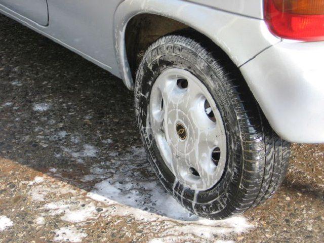 lavar tu auto