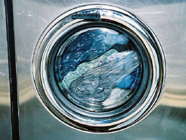 nivel del agua de la lavadora