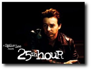 3. 25th Hour