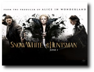 4. Snow White and the Huntsman