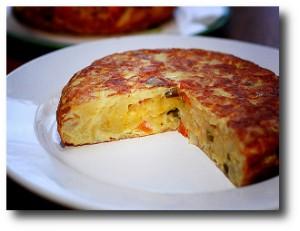 4. Tortilla espa+¦ola