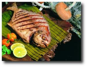 7. Cuidado con el pescado