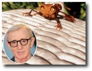 8. Woody Allen