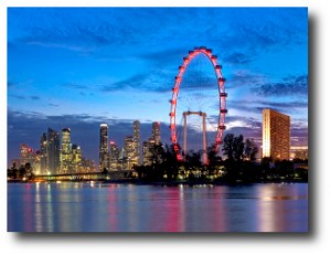 9. Singapore Flyer