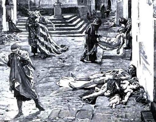 La peste negra