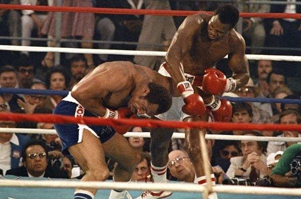 Larry Holmes vs. Ken Norton