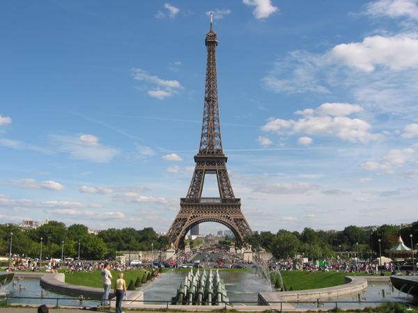 Los 10 mejores destinos turísticos del mundo (2013)