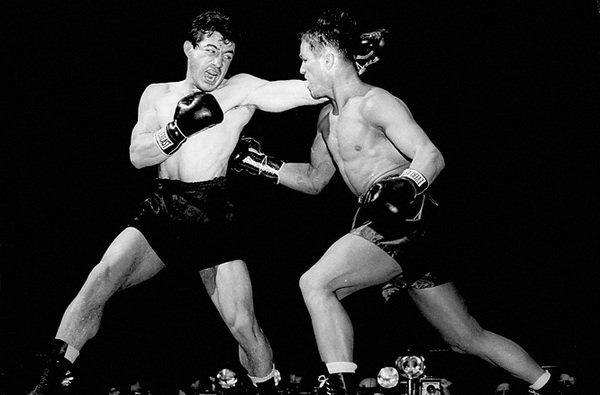 Rocky Graziano vs. Tony Zale