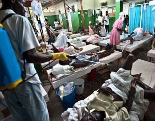el cólera