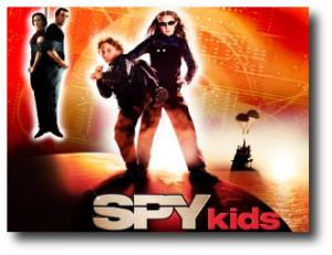 10. Spy Kids