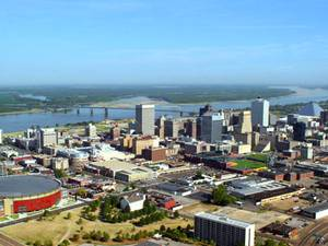 5. Memphis, Tennessee