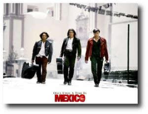 5. Once Upon a Time in Mexico