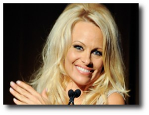 6. Pamela Anderson