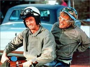 image Dos parejas adolescentes follan en un viaje por carretera
