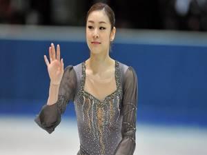 7. Kim Yu-Na