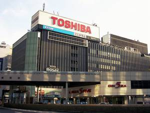7. Toshiba
