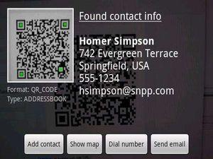 8. Barcode Scanner