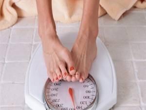 8. Perdida de peso