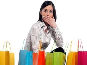 8. Se evitan las compras compulsivas