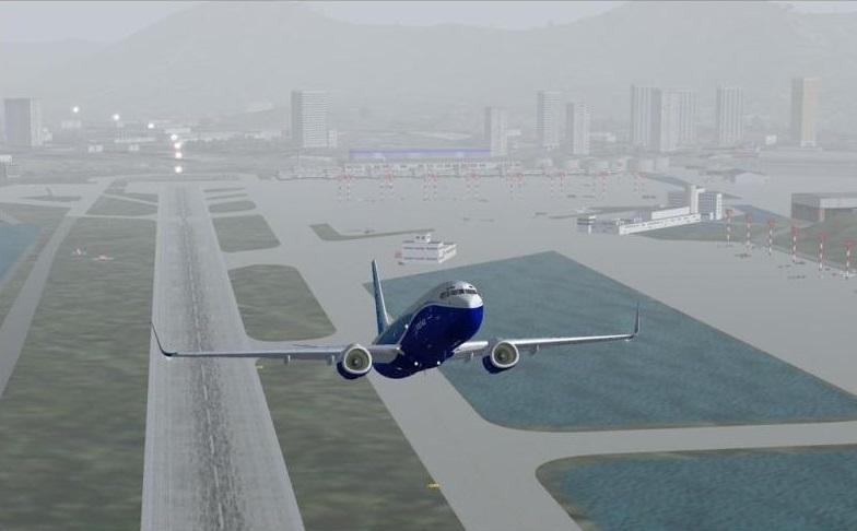 Aeropuerto Internacional Kai Tak