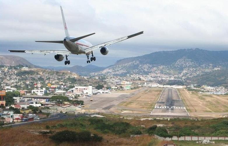 Aeropuerto Internacional de Toncontin