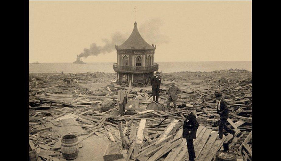 Los 10 peores terremotos registrados de la historia