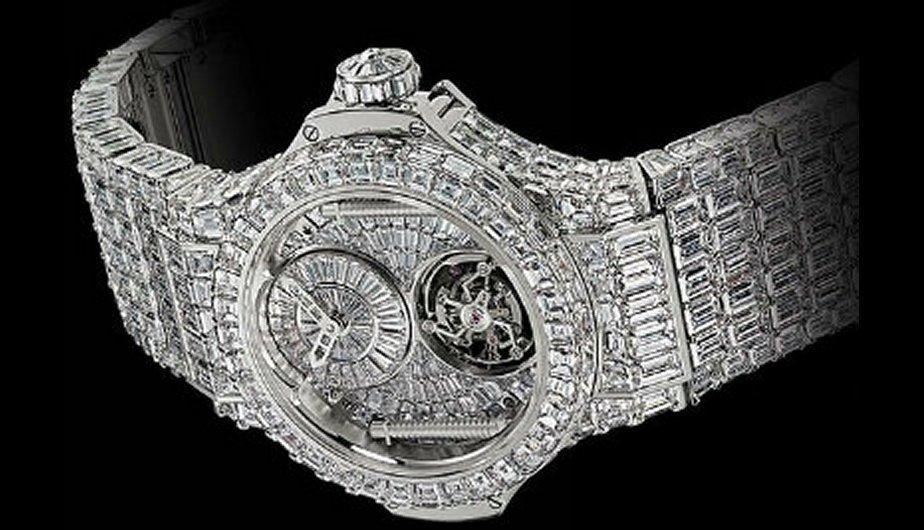 Los 10 objetos más lujosos del mundo