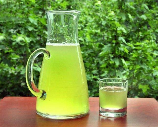 Té verde y té negro