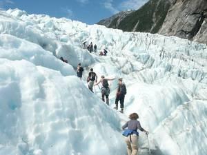 5. Glaciar Franz Josef
