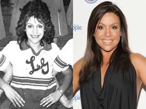 Las 10 celebridades que fueron animadoras en su juventud