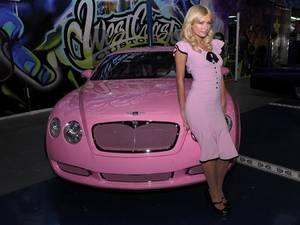 Los 10 famosos con los coches más caros en Hollywood